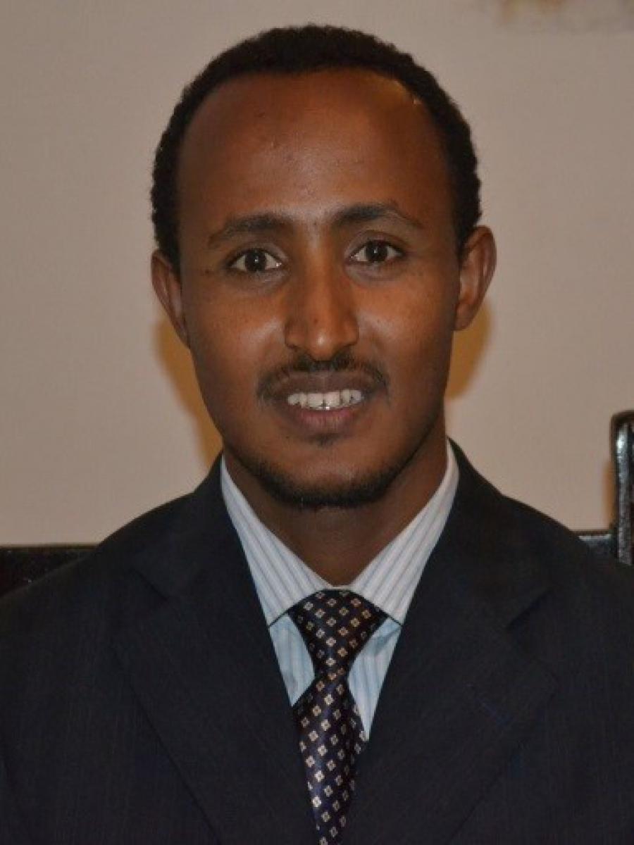 Mulugeta Genanu Kebede (PhD student)